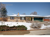 Fort Collins CO Home for Sale built 1960