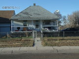 Julesburg CO Home for Sale built 1919