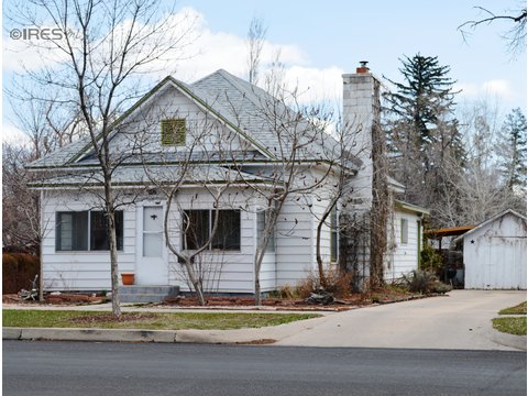314 N Sherwood St, Fort Collins CO 80521