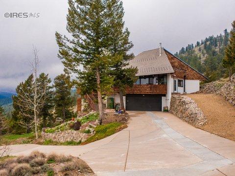 88 S Peak Trl, Boulder CO 80302