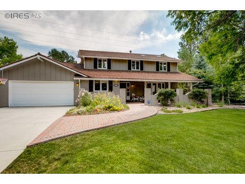4726 Tanglewood Trl, Boulder CO 80301