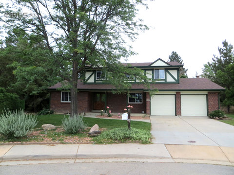 4887 Fairlawn Cir, Boulder CO 80301
