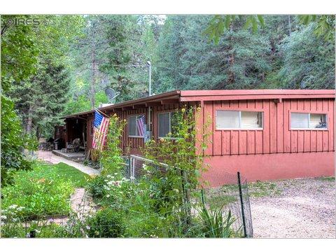 1057 Fourmile Canyon Dr, Boulder CO 80302