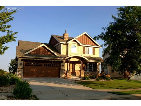 1527 Hearthfire Dr, Fort Collins CO 80524