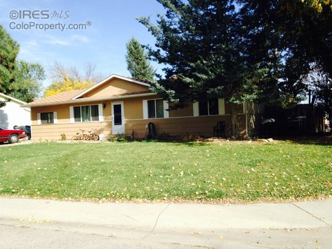 500 N Impala Dr, Fort Collins CO 80521