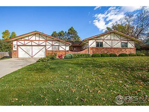 1328 Hillside Dr, Fort Collins CO 80524