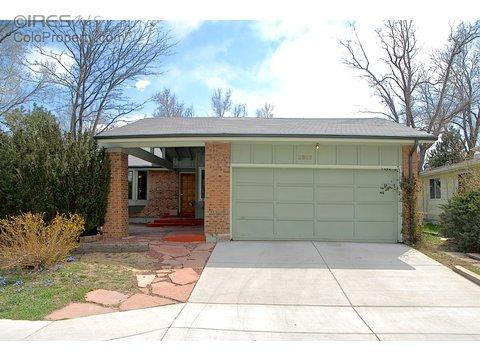 2868 Loma Pl, Boulder CO 80301