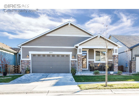 829 Brookedge Dr, Fort Collins CO 80525