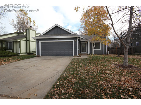 4448 Hollyhock St, Fort Collins CO 80526