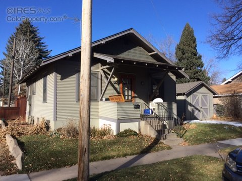 209 Scott Ave, Fort Collins CO 80521