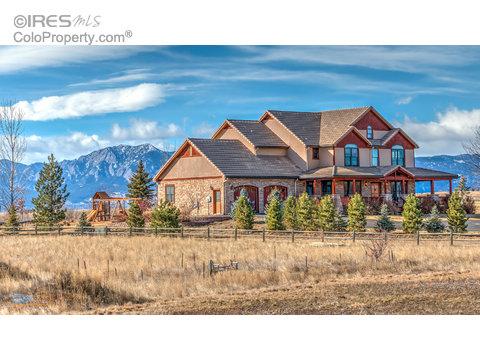 9428 Gunbarrel Ridge Rd, Boulder CO 80301