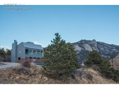 3217 Fish Creek Rd, Estes Park CO 80517