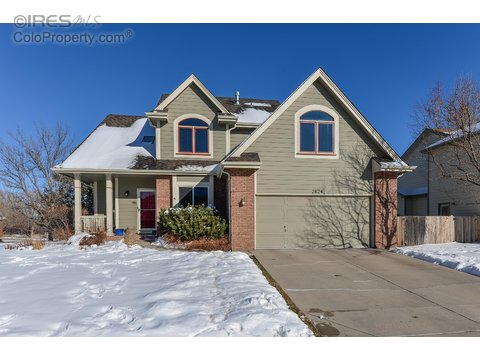 2824 Teal Eye Ct, Fort Collins CO 80526