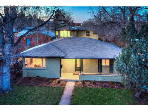2255 Mariposa Ave, Boulder CO 80302
