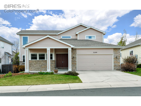 3209 Reedgrass Ct, Fort Collins CO 80521