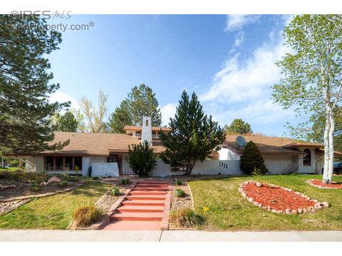 7171 Four Rivers Rd, Boulder CO 80301