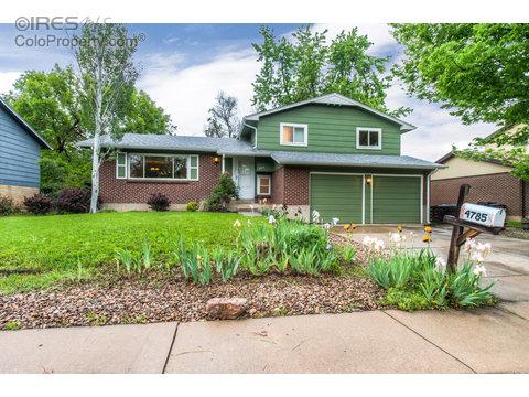 4785 Shoup Pl, Boulder CO 80303