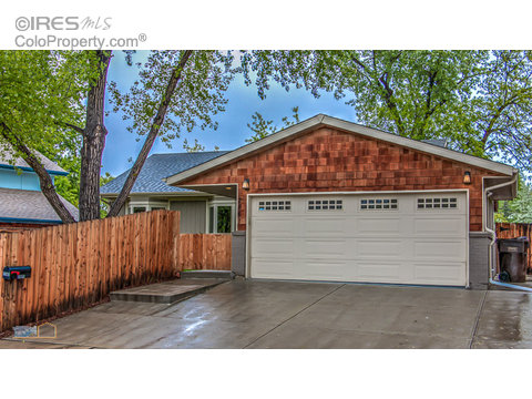 2861 Loma Pl, Boulder CO 80301