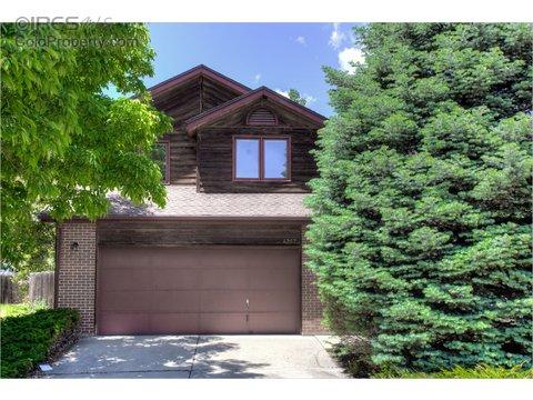 4267 Amber St, Boulder CO 80304