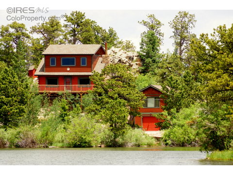 70 Owassa Dr, Red Feather Lakes CO 80545