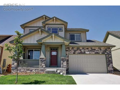 2121 Cutting Horse Dr, Fort Collins CO 80525