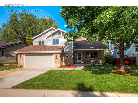 4524 Maxwell Dr, Fort Collins CO 80525