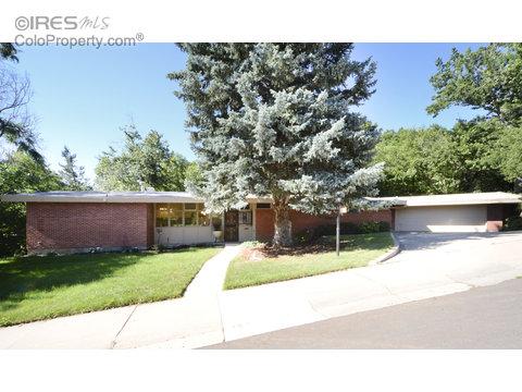 1224 Mariposa Ave, Boulder CO 80302