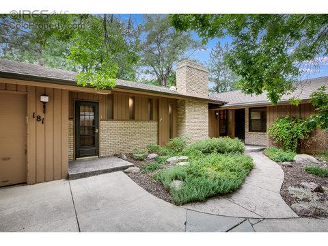 181 Pawnee Dr, Boulder CO 80303
