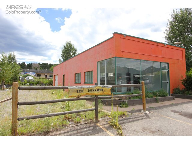 Retail Property For Sale In Estes Park Co