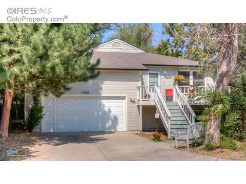 1253 Elder Ave, Boulder CO 80304