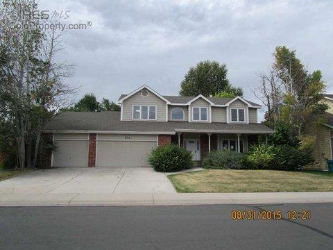 3719 Kentford Rd, Fort Collins CO 80525