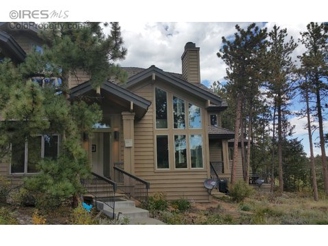 116 Ponderosa Ct, Red Feather Lakes CO 80545