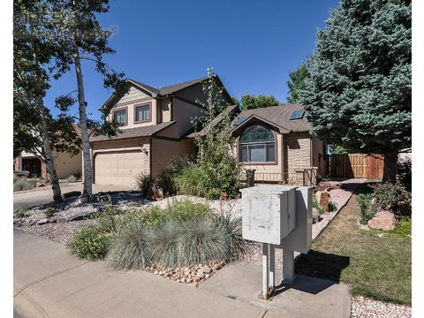 2836 Seccomb St, Fort Collins CO 80526