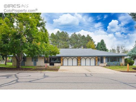 1220 Kirkwood Dr 1220, 1222, Fort Collins CO 80525