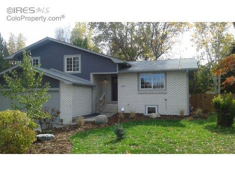 2411 Mountain View Ave, Longmont CO 80503