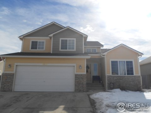 8648 W 17th St Dr, Greeley CO 80634