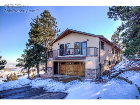 8323 Thunderhead Dr, Boulder CO 80302