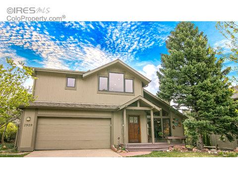 2989 Tincup Cir, Boulder CO 80305