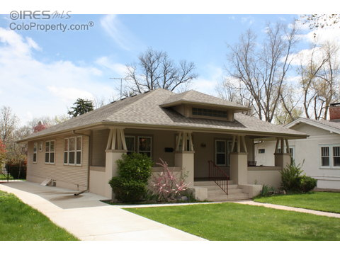 608 Whedbee St, Fort Collins CO 80524