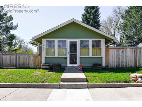 915 Maple St, Fort Collins CO 80521