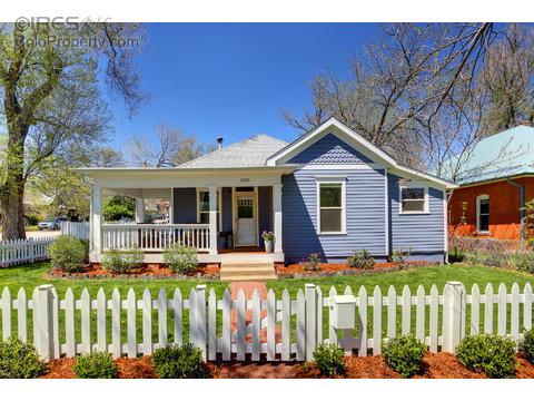 2103 Mapleton Ave, Boulder CO 80304