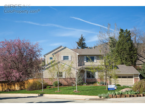 1838 Mariposa Ave, Boulder CO 80302