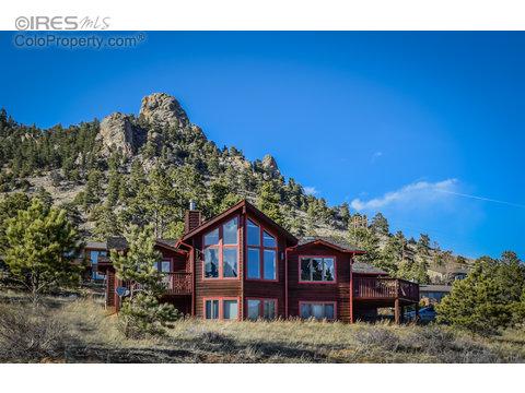 1615 Prospect Estates Dr, Estes Park CO 80517