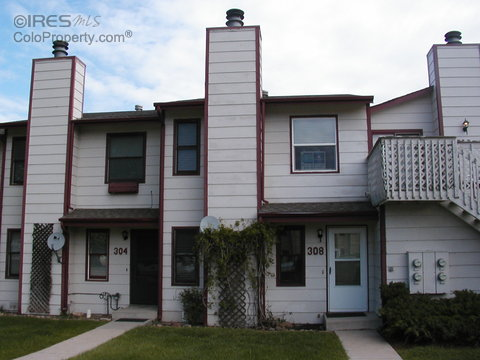 308 Butch Cassidy Dr 9-3, Fort Collins CO 80524