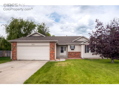1415 Cranberry Ct, Fort Collins CO 80524