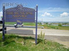 100, Erie Airport, Erie