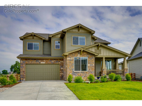 2038 Cutting Horse Dr, Fort Collins CO 80525