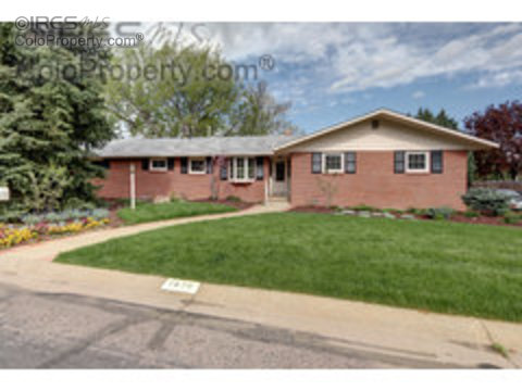 1810 Frontier Rd, Greeley CO 80634