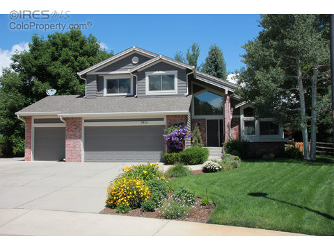 7911 Wellshire Ct, Niwot CO 80503