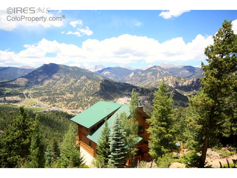 1439 Prospect Mountain Dr, Estes Park CO 80517